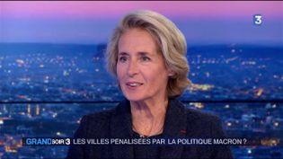 Caroline Cayeux (France 3)