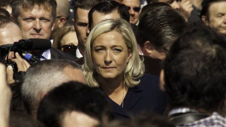 Marine Le Pen (citizenside.com)