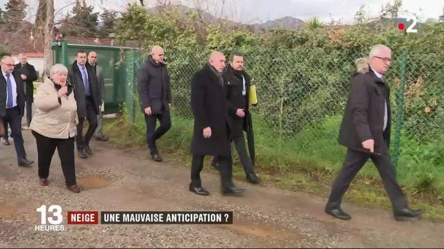 Neige : l'Ile-de-France mal préparée ?