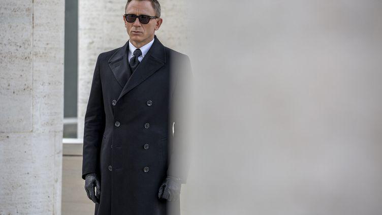 """Daniel Craig dans """"Spectre"""", sorti en France le 11 novembre 2015. (SONY PICTURES)"""