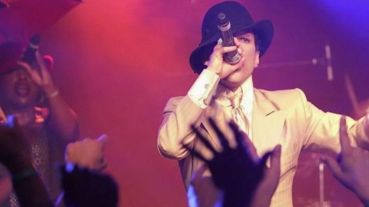 Prince : la redécouverte d'un trésor (Capture d'écran France 2)