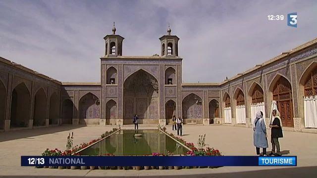 Iran : les touristes occidentaux sont de retour