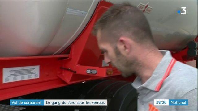 Jura : 10 000 litres de carburant dérobés dans des camions