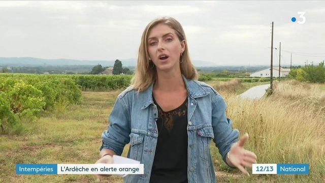 Intempéries : l'Ardèche s'attend à de fortes pluies