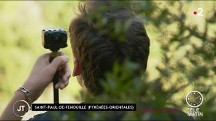 Filmer les Pyrénées (France 2)
