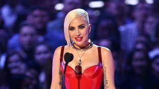 Lady Gaga aux MTV Movie et TV Awards, le 16 juin 2018 à Santa Monica, en Californie  (Rich Fury / Getty Images / AFP)