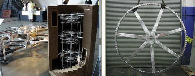 La conception finale et l'ingénierie de l'horloge sont presque terminées, affirme les promoteurs du projet. (10 000 YEAR CLOCK)