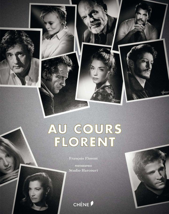 """""""Au cours Florent"""" : 1re de couverture  (Chêne / Harcourt)"""