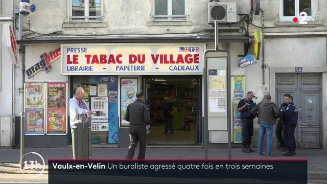 Rhône : un buraliste braqué quatre fois en trois semaines