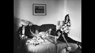 Guy Bourdin, Vogue France. Février 1979  (DR)