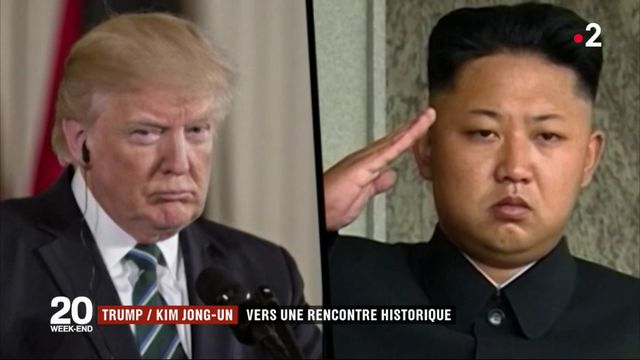 Trump / Kim Jong-Un : vers une rencontre historique