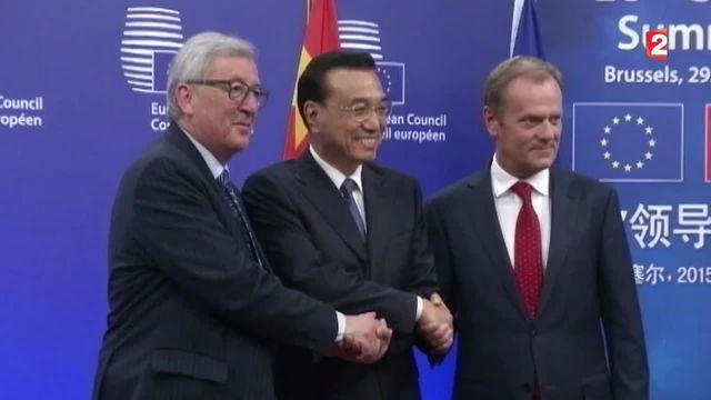 Europe : la Chine menace les emplois