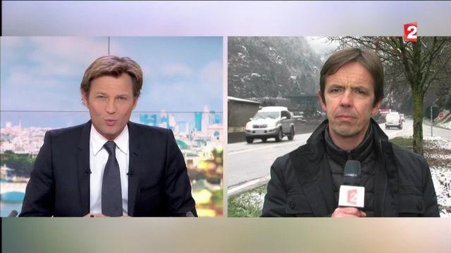 Rhône-Alpes : des bouchons, mais de pas de grosses difficultés