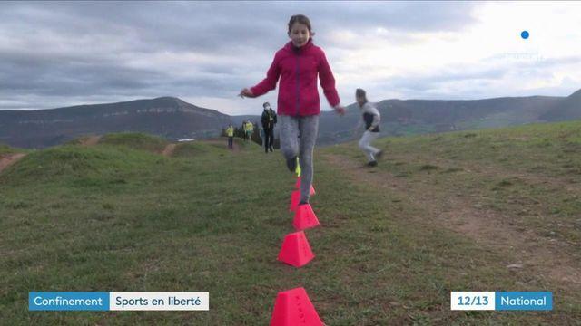 Sport : reprise des activités en extérieur