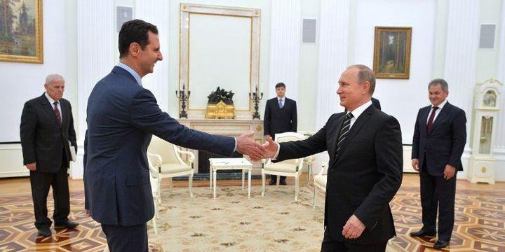 (AFP PHOTO / RIA NOVOSTI / KREMLIN POOL / ALEXEY DRUZHININ)