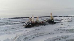 Russie : en Sibérie, un gigantesque gisement de diamant (France 2)