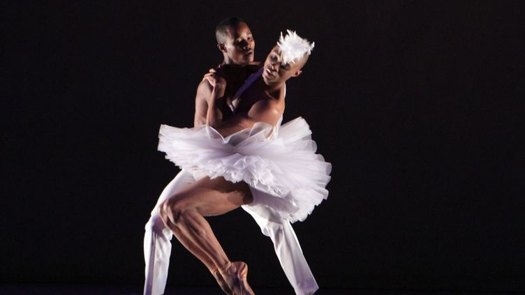 Dada Masilo danse Swan Lake  (La Biennale de Lyon / Danse - 2012)