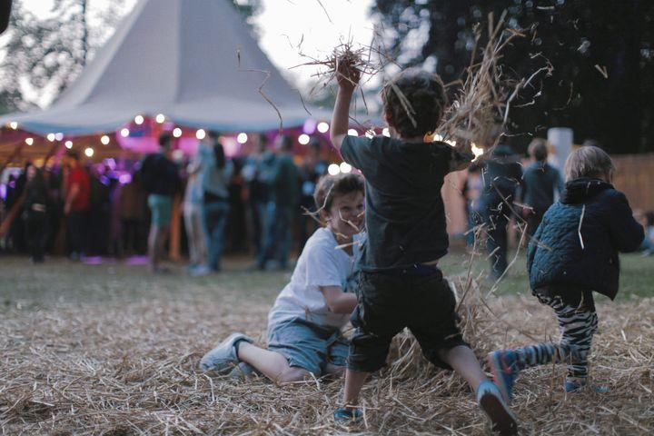 A l'espace Kids de We Love Green, les petits s'éclatent (testé et approuvé).  (Yulya Shadrinsky)