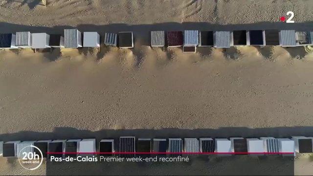 Covid-19 : les habitants du Pas-de-Calais vivent leur premier week-end de confinement