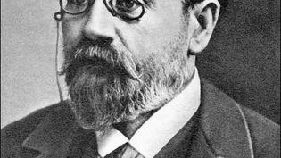 Portrait non daté du romancier Emile Zola. (- / AFP)
