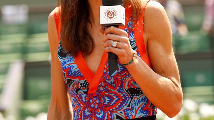 L'ancienne joueuse de tennis tricolore Marion Bartoli (ELLA LING / BACKPAGE IMAGES LTD)