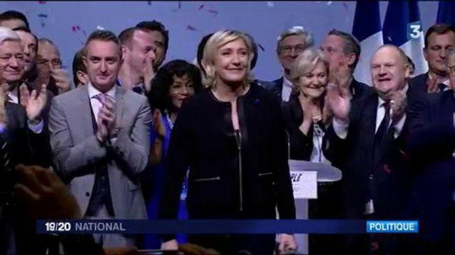 Présidentielle 2017 : Marine Le Pen lance sa campagne à Lyon
