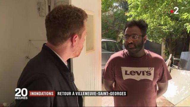 Inondations : Villeneuve-Saint-Georges, six mois plus tard