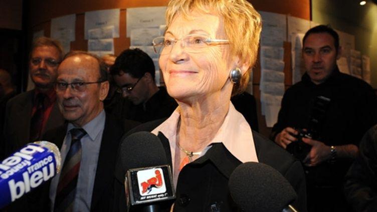 Hélène Mandroux (AFP/PASCAL GUYOT)