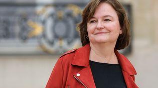 Nathalie Loiseau, alors ministre des Affaires européennes, à l'Elysée, à Paris, le 20 mars 2019. (LUDOVIC MARIN / AFP)