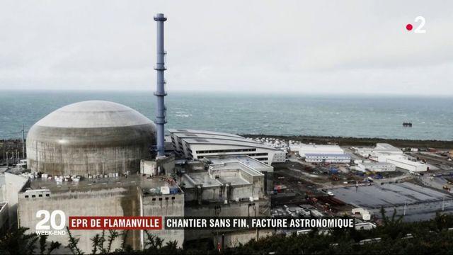 EPR de Flamanville : chantier sans fin, facture astronomique