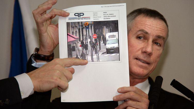 Le procureur de la République de Paris, François Molins, le 18 novembre 2013. (PIERRE ANDRIEU / AFP)