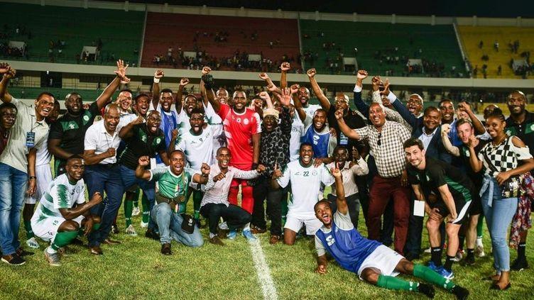 Les Comores se sont qualifiés pour la première fois de leur histoire à la CAN.