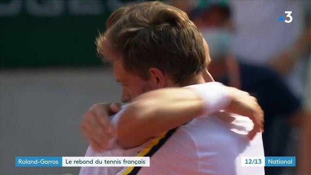 Roland-Garros : des Français en finale du double et une demi-finale 100% française en junior