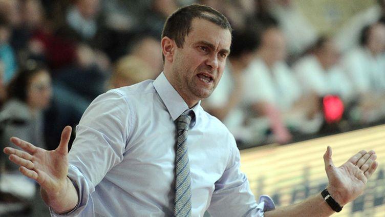 Luka Pavicevic, le coach de Roanne