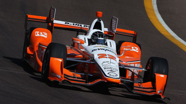 Simon Pagenaud (CHRISTIAN PETERSEN / GETTY IMAGES NORTH AMERICA)