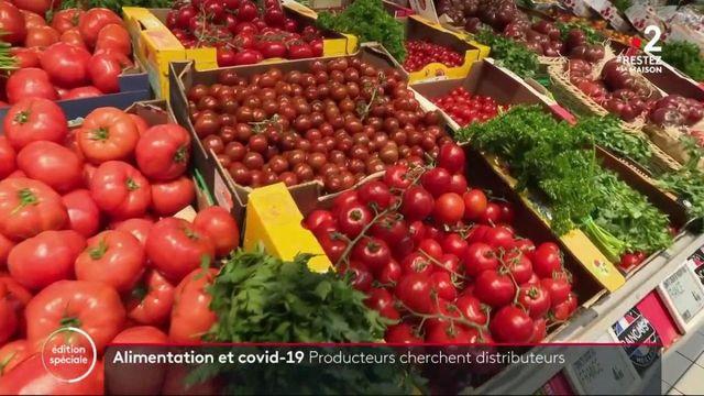 Confinement : privilégier la production française pour sauver les producteurs