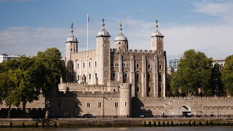 La Tour de Londres a rouvert au public avec une jauge limitée (DAVID CLIFF / NURPHOTO)