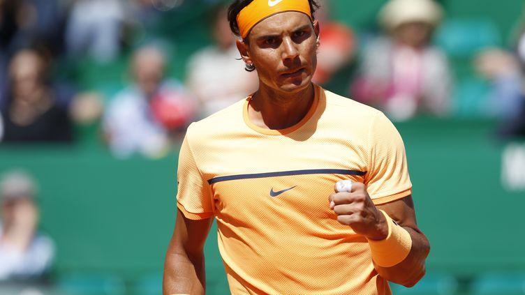 Rafael Nadal (Monte-Carlo 2016) (VALERY HACHE / AFP)
