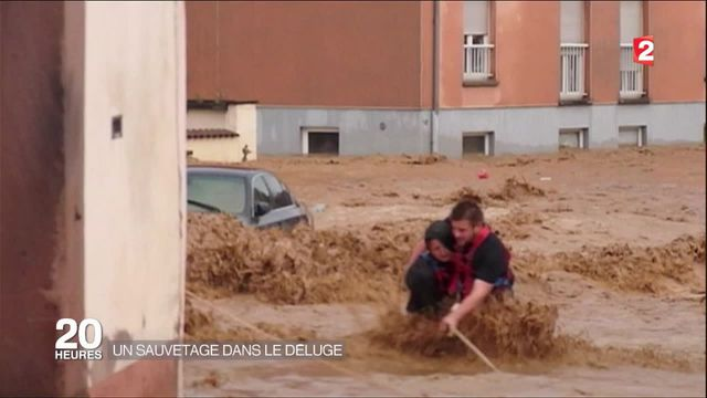 Intempéries : des torrents de boue dans le Bas-Rhin