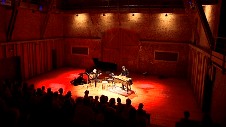 La concert de Carlos Dorado  (France 3)
