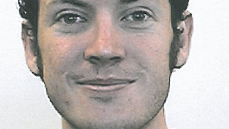Une photo non datée du suspect James Holmes remise à l'AFP le 20 juillet 2012 par l'université du Colorado. (HO / UNIVERSITY OF COLORADO)