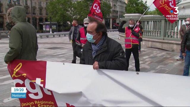 Confinement : les syndicats se sont adaptés pour célébrer le 1er mai