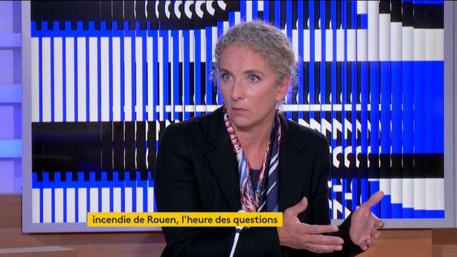 Incendie de Rouen : Delphine Batho demande une enquête parlementaire