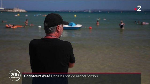 Var : Pascal Paris, chanteur d'été, sur les pas de Michel Sardou