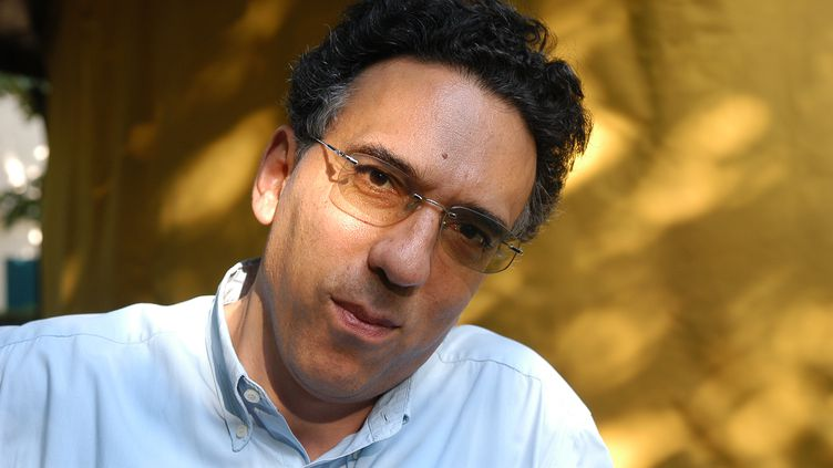 L'écrivain libanais Charif Majdalani. (ULF ANDERSEN / ULF ANDERSEN)