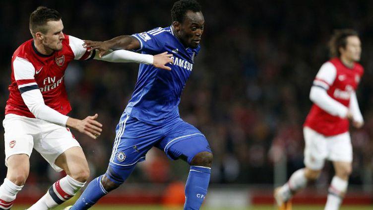 Michael Essien, ici sous le maillot de Chelsea.
