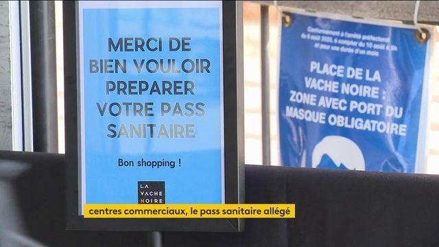 pass centre commerciaux