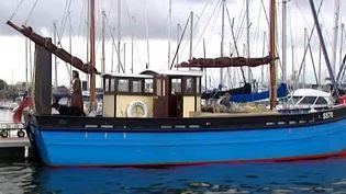 Des navires petits par la taille mais grands par le rôle qu'ils ont joué dans l'évacuation de la poche de Dunkerque  (France 3 Culturebox)