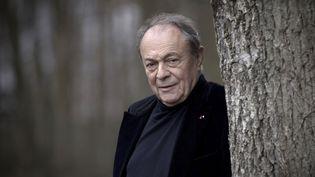 L'ancien Premier ministre Michel Rocard, à Choisel (Yvelines), le 5 février 2011. (JOEL SAGET / AFP)