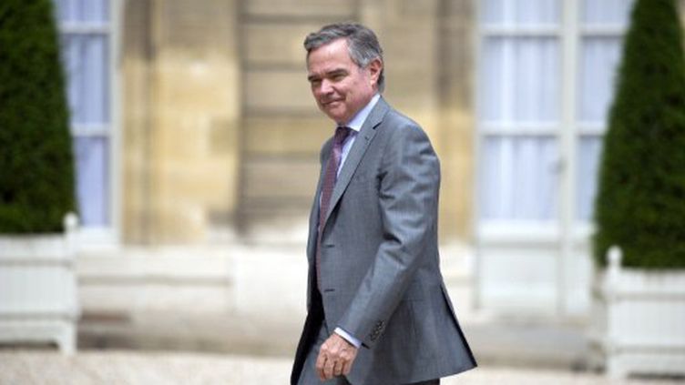 Bernard Accoyer, président de l'Assemblée nationale (LIONEL BONAVENTURE / AFP)